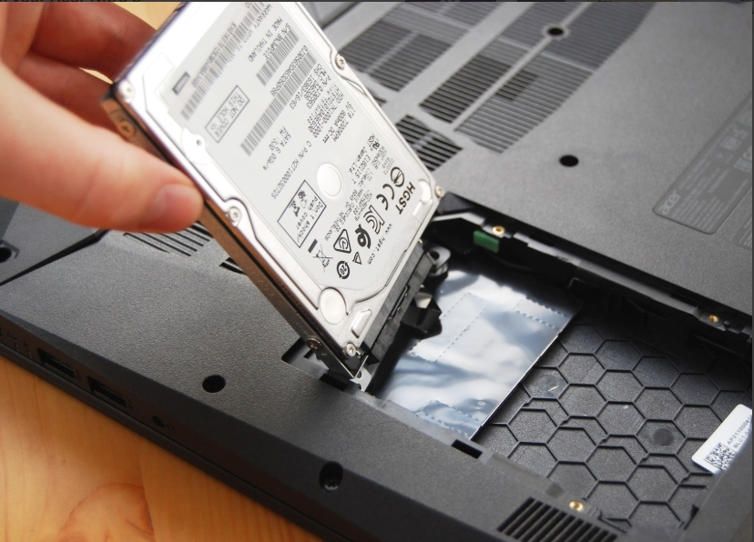 Notebook HDD